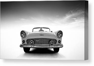 1956 Ford Canvas Prints