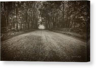 Country Photographs Canvas Prints