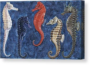 Osteichthyes Canvas Prints