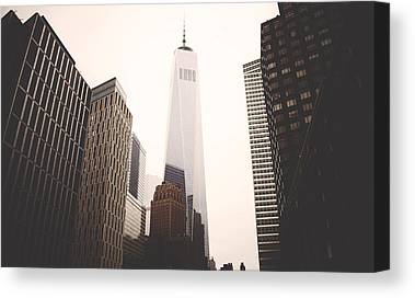 Freedom Tower Canvas Prints