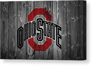 Ohio University Canvas Prints