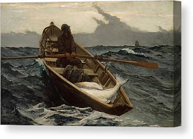 Winslow Homer Canvas Prints