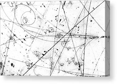 Particle Accelerator Canvas Prints