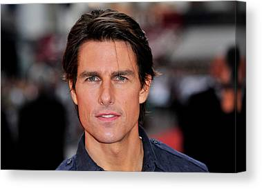 Tom Cruise Canvas Prints