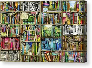 Fantastical Canvas Prints