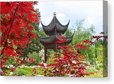 Chinese Canvas Prints