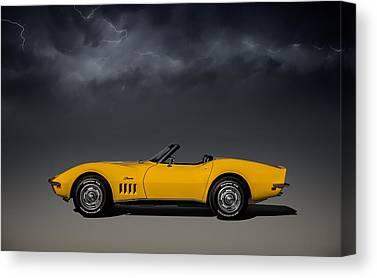 Classic Chevy Canvas Prints