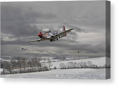 Luftwaffe Canvas Prints
