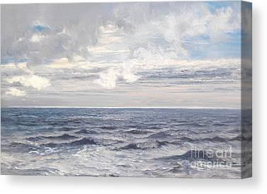 Deep Sea Canvas Prints