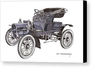 Vintage Automobiles Drawings Limited Time Promotions