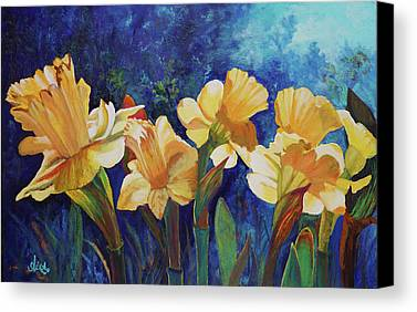 Daffodils Paintings Limited Time Promotions
