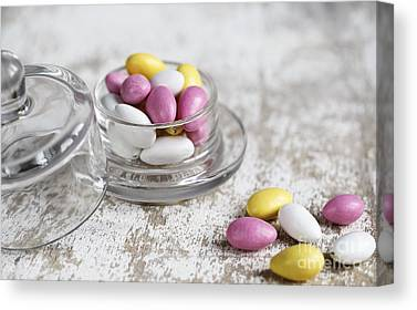 Candy Jar Canvas Prints