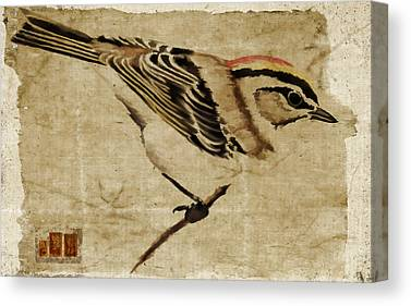 Birders Canvas Prints