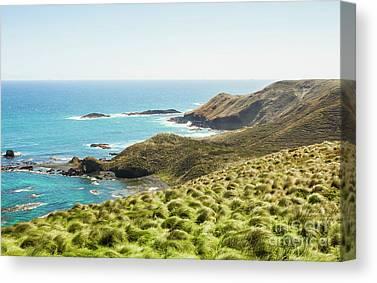 Tasman Sea Canvas Prints