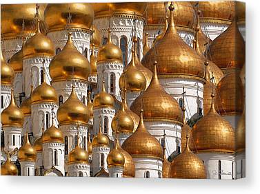 Russia Canvas Prints
