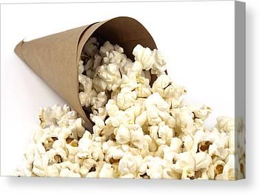 Popcorn Canvas Prints