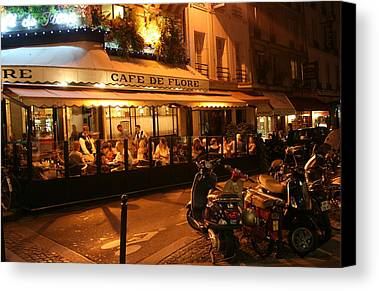 Street Cafe Photographs Limited Time Promotions