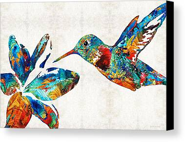 Hummingbird Paintings Limited Time Promotions