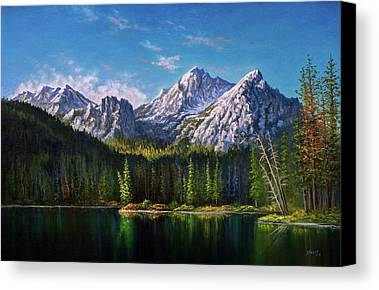 Sawtooth Mountain Paintings Limited Time Promotions