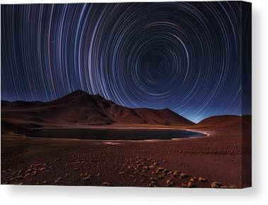 Atacama Desert Canvas Prints