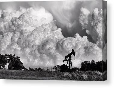 Storm Chasers Canvas Prints