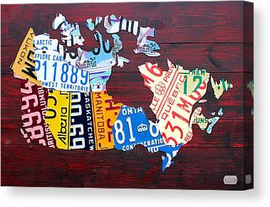 Nunavut Canvas Prints