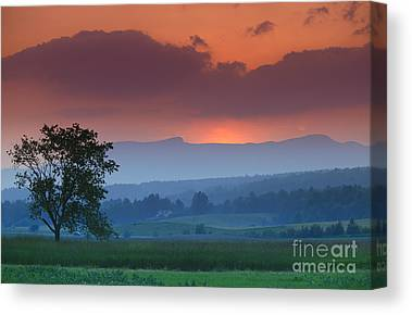 Northeast Canvas Prints