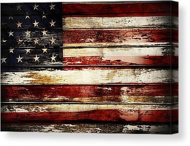 Patriotic Photographs Canvas Prints