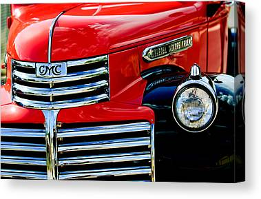 Gmc Canvas Prints