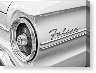 1963 Ford Canvas Prints