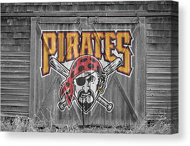 Pittsburgh Pirates Canvas Prints
