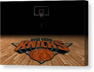 New York Knicks Canvas Prints