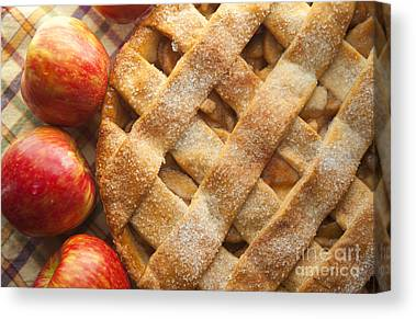 Pies Canvas Prints