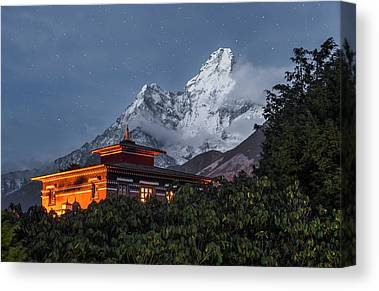 Khumbu Canvas Prints
