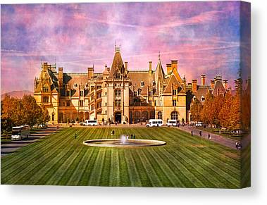 Biltmore Canvas Prints