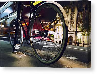 Cycle Canvas Prints