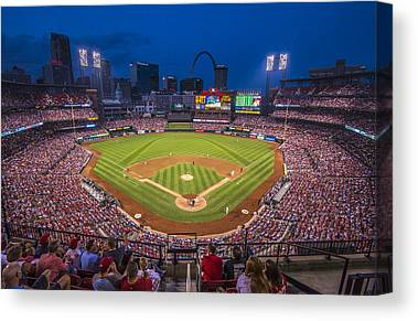 Major Leagues Canvas Prints