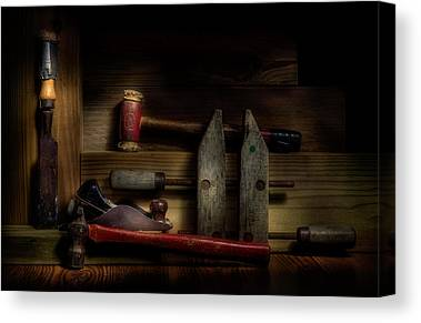 Woodworking Canvas Prints