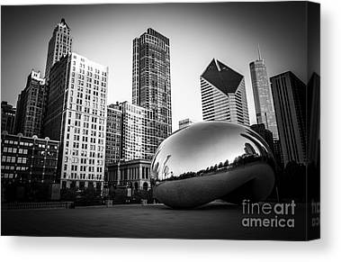Grant Park Canvas Prints