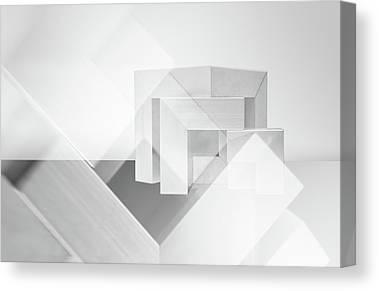 Cubic Canvas Prints