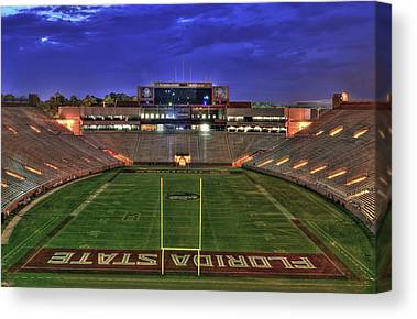 Florida State Canvas Prints