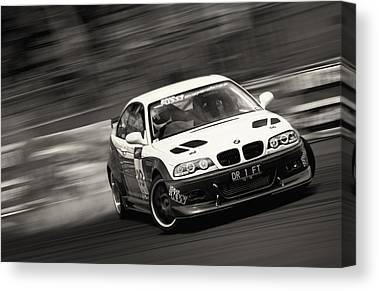 Drift Photographs Canvas Prints