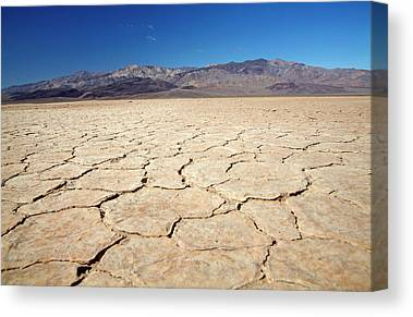 Panamint Valley Canvas Prints