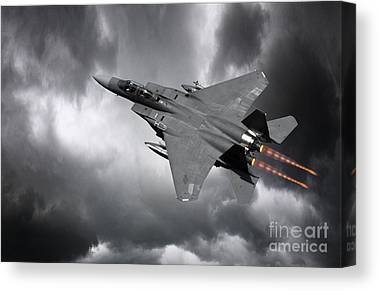 F15e Canvas Prints