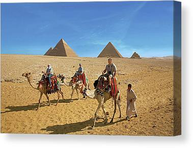 African Heritage Canvas Prints