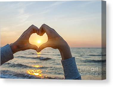 Love Making Photographs Canvas Prints