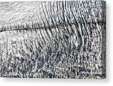 Fox Glacier Canvas Prints