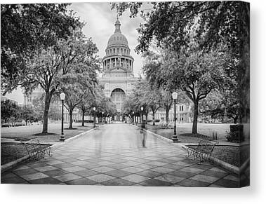 Texas State University Texas State Canvas Prints