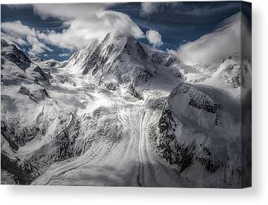 Matterhorn Canvas Prints