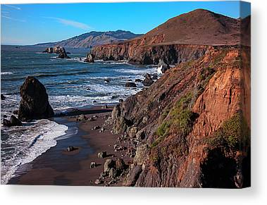 Sonoma Coast Canvas Prints